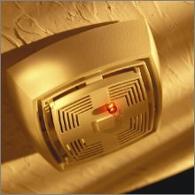 test your fire alarms